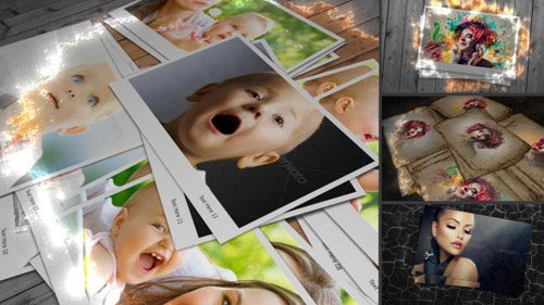 A Touch Of Colour - Adaptive Photo Gallery - Project for After Effects (Vid ...