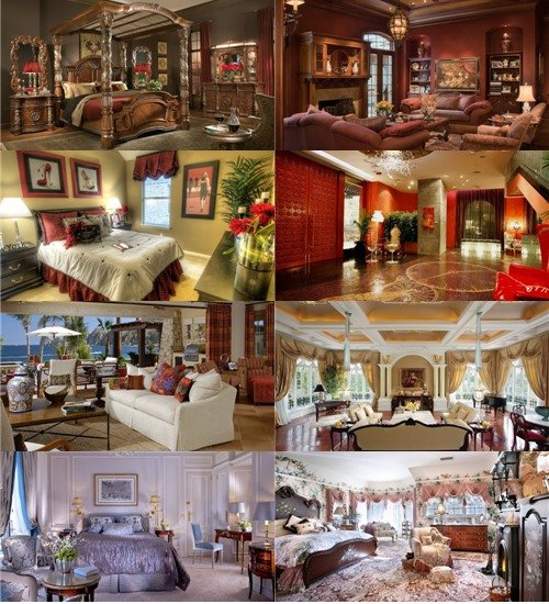 Сборник фотографий интересного дизайна помещений разных комнат