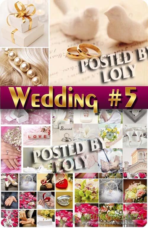 Свадебные Фоны #5  - Растровый клипарт