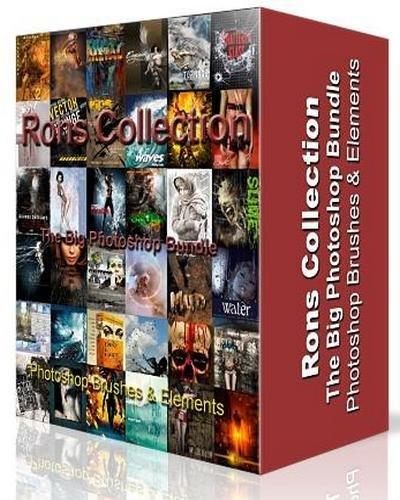 Ron Deviney Collection - The Big Photoshop Bundle