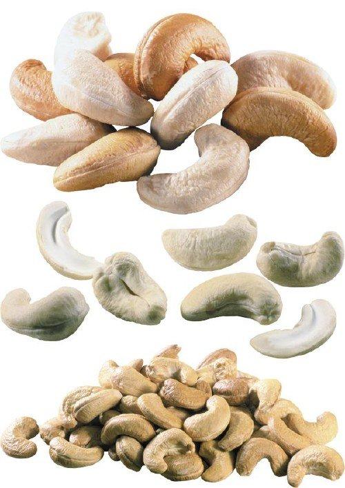 Орехи: Кешью (подборка изображений)