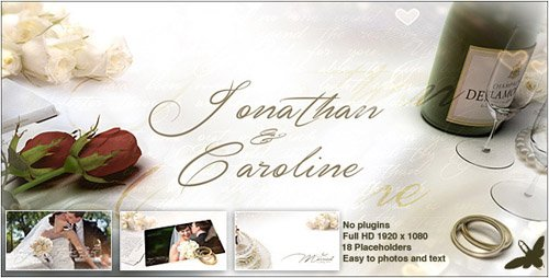 White Wedding - Project for After Effects (Videohive)