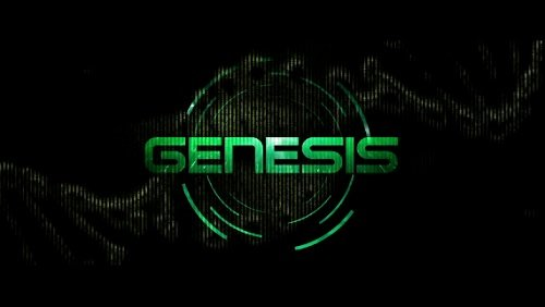 Intro Genesis - Sony Vegas Pro Project