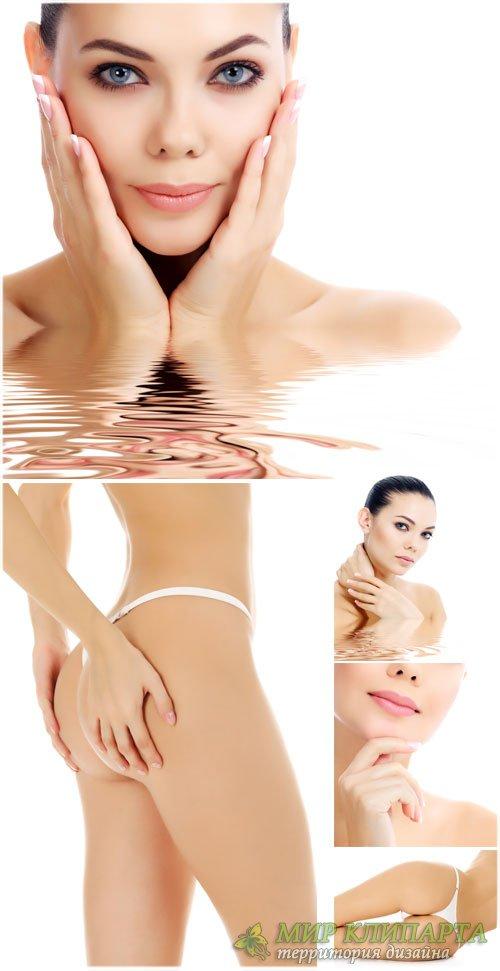 Женская фигура, красота, здоровье / Female figure, beauty, health - stock p ...
