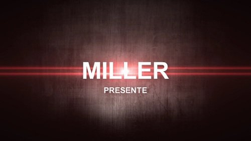 Template Miller - Sony Vegas Pro Project