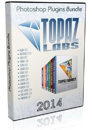 Topaz Labs Photoshop Plugins Bundle 2014 (26.05.2014)