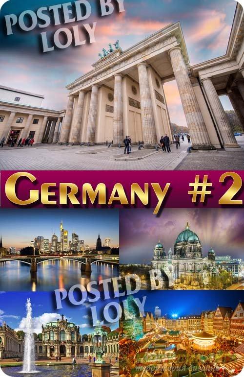 Германия #2 - Растровый клипарт