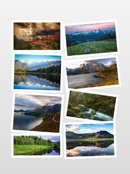 Сборник красивой природы для рабочего стола выпуск 144