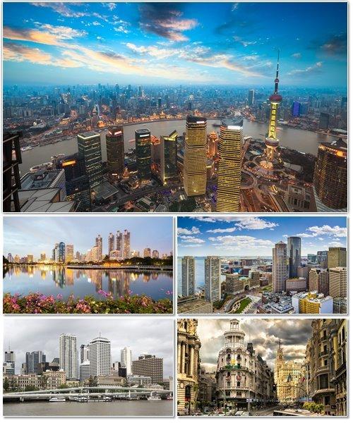 Фото архитектуры крупных городов мира на фон рабочего стола 59