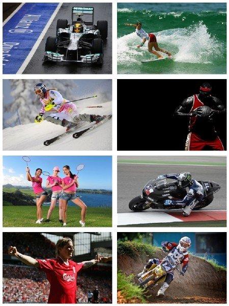 Издание фото на спортивную тему выпуск 8
