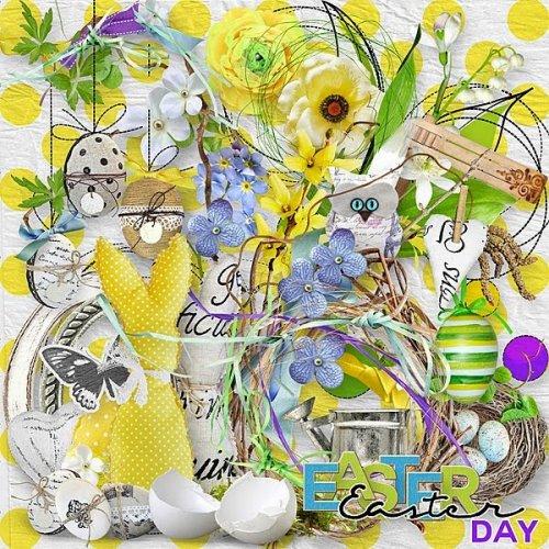 Скрап-набор Easter Day