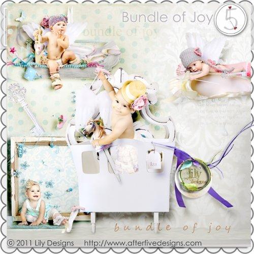 Скрап-набор Bundle of Joy
