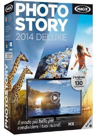 MAGIX Photostory 2014 Deluxe 13.0.4.92 Final ISO
