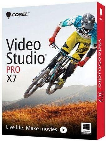 Corel VideoStudio Pro X7 v17.1.0.22 SP1 (x86/x64)