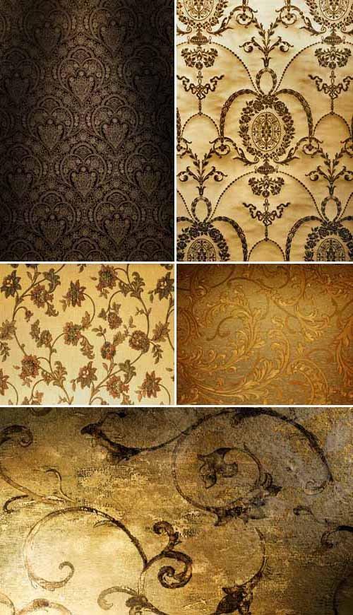 Текстуры темных пород дерева