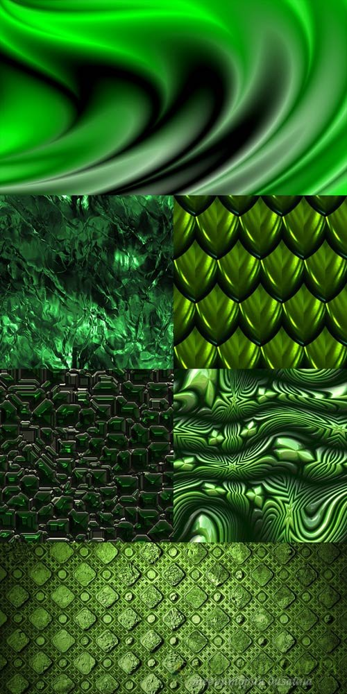 The Green texture for creativity