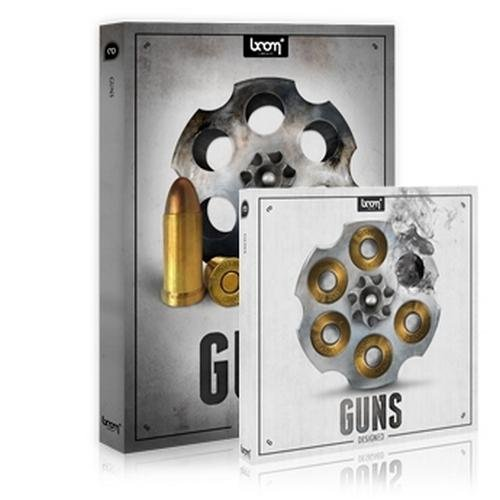 Boom Library - Guns Bundle