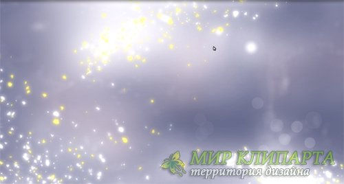 Футаж Fairy Dust HD