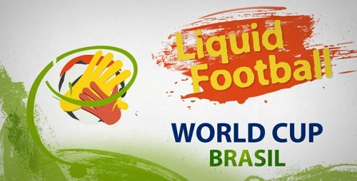 Liquid Football (Soccer) - Project For After Effects (Videohive)