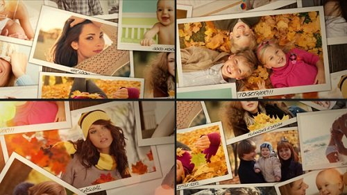 Videohive Moments Of Life Slideshow 7751687