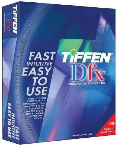 Tiffen Dfx v3.0.10.4 CE + Rus