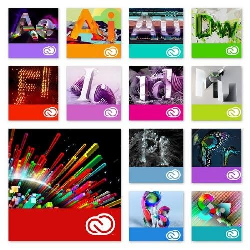 Adobe Creative Cloud 2014 Collection