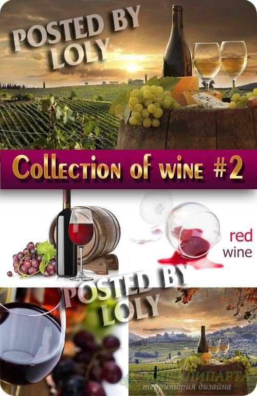 Напитки. Мега коллекция. Вино #3 - Растровый клипарт