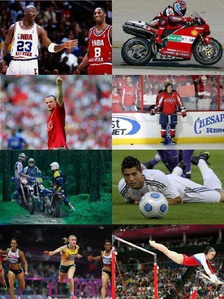 Фотографии на спортивную тему, подборка хорошего качества выпуск 12