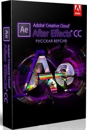 Adobe After Effects CC 2014 (13.0.0.214) ML\RUS