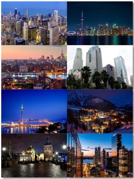 Сборник фото разных городов архитектуры выпуск 2