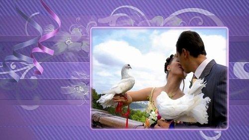 День Нашей свадьбы - проект для ProShow Producer®