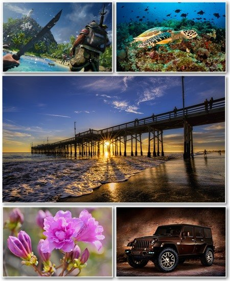 Best HD Wallpapers Pack №1292