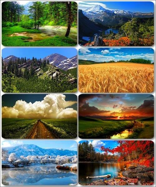 Удивительно красивая природа - HD обои 2560x1600 часть 10