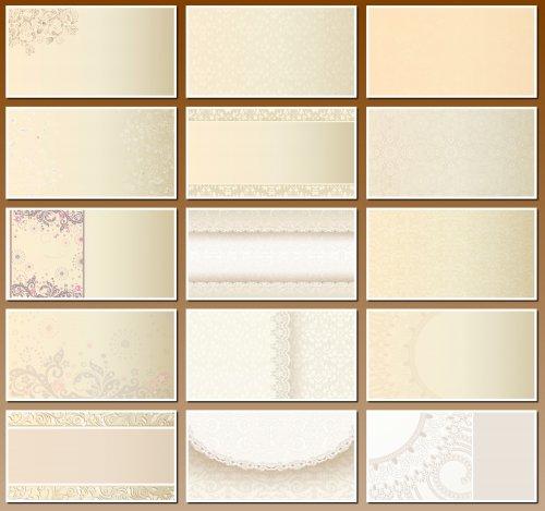 Фоны для визиток и дизайна светло-бежевые. 19 JPEG