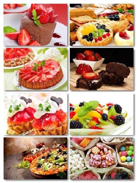 Подборка фото на тему еда, обои выпуск 2