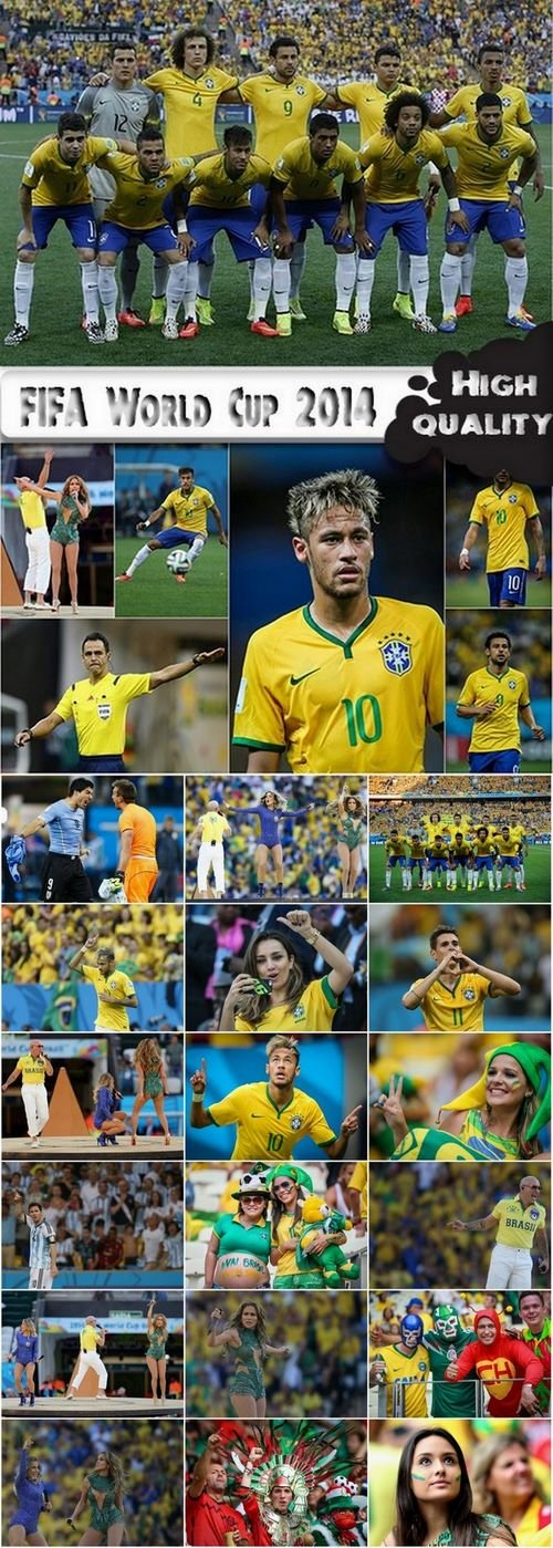 Brazil football world cup 2014 stock images #3 - 25 HQ Jpg