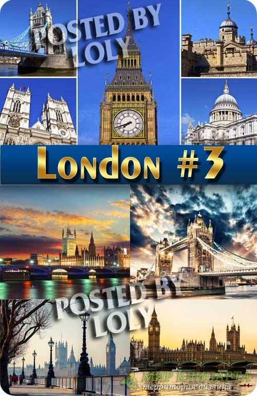 Лондон #3 - Растровый клипарт