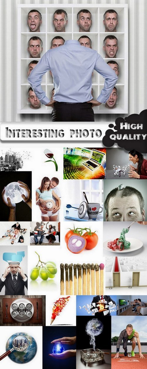 Interesting ideas for photo stock images #5 - 25 HQ Jpg