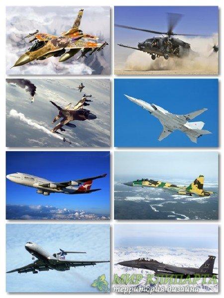 Подборка фото сборника авиации на рабочий стол выпуск 29