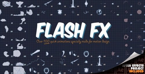 Flash Fx - Animation Pack Videohive - Free Download Motion Graphic Template ...