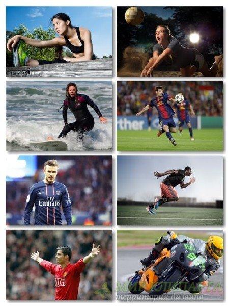 Фотоподборка отличного качества на спортивную тему выпуск 14