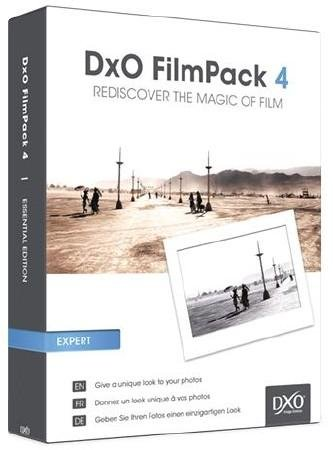 DxO FilmPack 4 Expert 4.5.2 Build 62