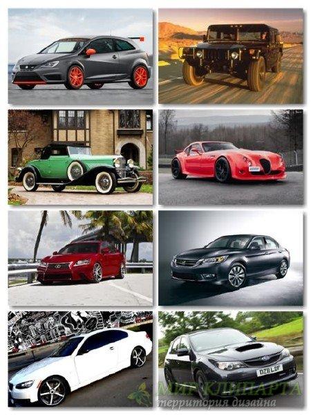 Фотоподборка автомобилей хорошего качества выпуск 9
