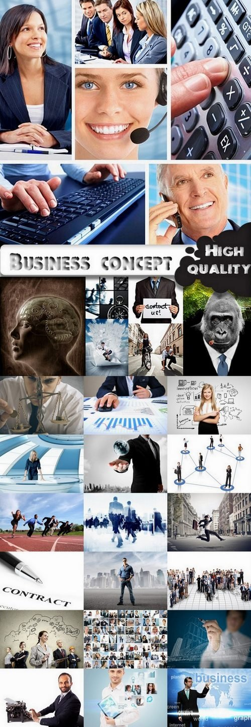 Business concept Stock Images #5 - 25 HQ Jpg