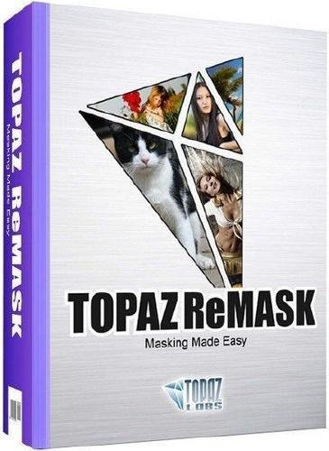 Topaz ReMask 4.0.0 for Adobe Photoshop