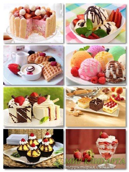 Фото на тему еда, сборник обоев выпуск 3