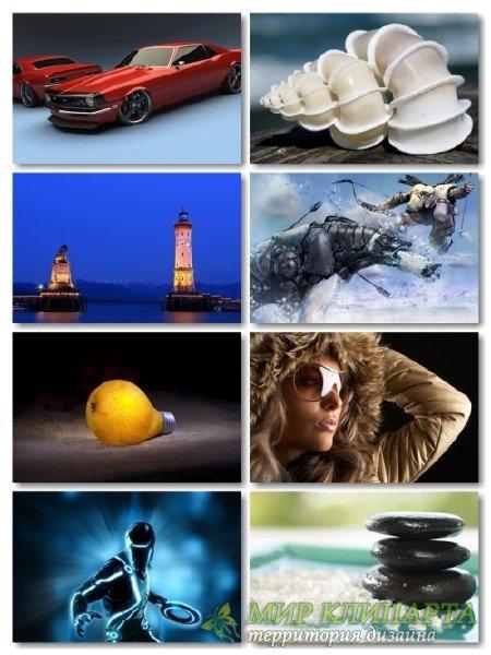 Выборка широкоформатных фото и картинок для рабочего стола сборник обоев вы ...