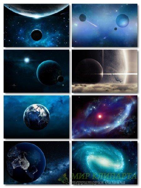 Картинки, фото космоса сборник для рабочего стола обои выпуск 63