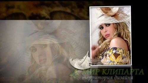 Романтический проект для ProShow Producer - Ангел