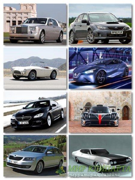 Фотоподборка автомобилей хорошего качества выпуск 10